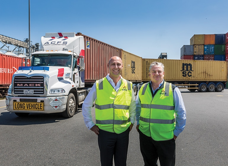 Maintaining a competitive and productive fleet